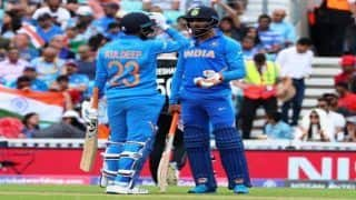 Batsmen Flop as India Manage 179 in Warm-up Tie Against New Zealand