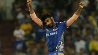 IPL: Jasprit Bumrah Picks His Mumbai Indians' All-Time XI, Dinesh Karthik, Harbhajan Singh Find Spots | WATCH VIDEO