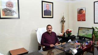 Jitendra Singh Takes Charge of Ministry of State For Personnel