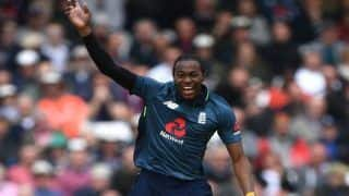 Jofra Archer Makes The Cut as England Announce Eoin Morgan Led 15-Man World Cup Squad