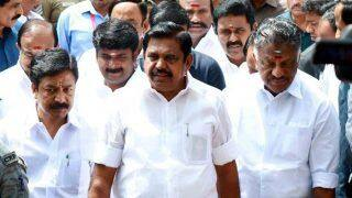 Palaniswami Among NDA Leaders From Tamil Nadu to Attend Dinner Meet