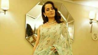 Cannes 2019: Kangana Ranaut Heads to French Riviera, Says She Wants to Endorse Indian Weavers
