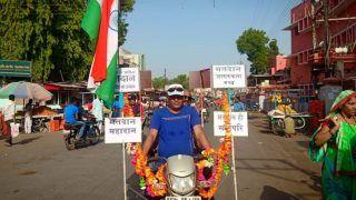 Madhya Pradesh: 69.33 Per Cent Voter Turnout Recorded Till 6 PM