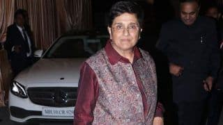 Puducherry Lt Guv Kiran Bedi to Attend Swearing-in Ceremony of Narendra Modi