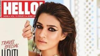 Kriti Sanon's Bikini-clad Picture For Magazine Cover Will Make Your Jaws Drop