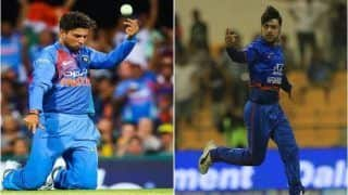 Rashid Khan to Kuldeep Yadav, Imran Tahir to Nathan Lyon: 5 Spinners Who Can Spin Webs on Batsmen This World Cup 2019