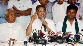 Blood May Spill on Streets if LS Polls Results Are Manipulated: Upendra Kushwaha