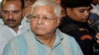 MHA Revises Security Cover; Lalu Prasad, Suresh Rana Removed From List of CRPF Protectees