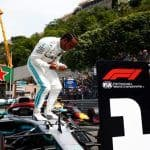 F1: Lewis Hamilton Grabs Dramatic Pole in Monaco GP With Record Lap, Valtteri Bottas to Start Second