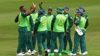 South Africa vs West Indies, ICC World Cup 2019 Warm-up Live Cricket Streaming, Updates: When and Where to Watch SA vs WI Match, TV Broadcast, Timing, Squads