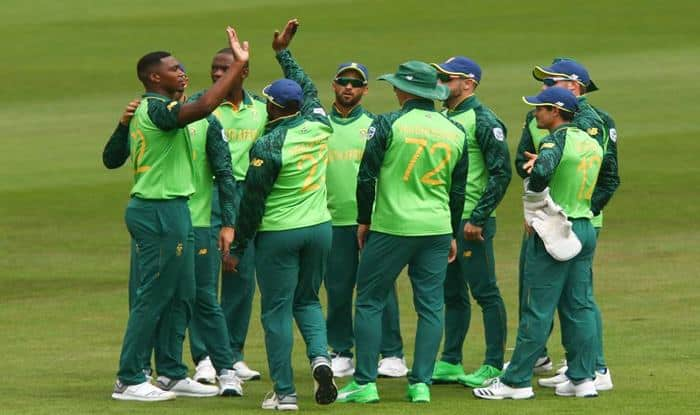 South Africa vs West Indies World Cup Warm-up Live Cricket