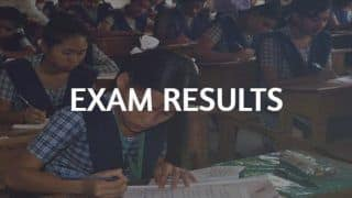 West Bengal Board Declares Class 12 Scores at Official Website wbchse.nic.in