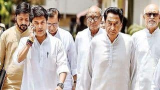 Pro-Scindia Faction in MP Seeks His Elevation as Pradesh Congress Committee Chief After LS Poll Rout