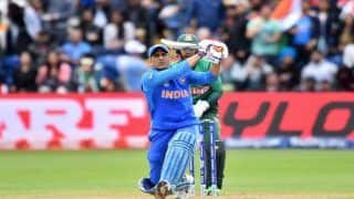 ICC Cricket World Cup 2019: MS Dhoni's Vintage Display Against Bangladesh is Lucky Charm Virat Kohli Needs Before Real Test Begins