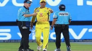 IPL 2019: Five Howlers That Put Spotlight on Umpires