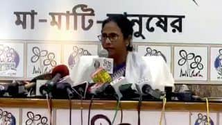 Clamping Article 324 in West Bengal is EC's Gift to Modi: Mamata Banerjee
