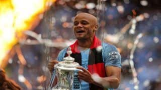 Manchester City Captain Vincent Kompany Leaves Club After 11 Years, Pens Emotional Letter to Fans   See Post