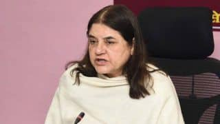 Maneka Gandhi Likely to be Pro-Tem Speaker of 17th Lok Sabha