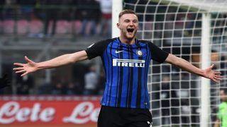 Milan Skriniar Extends Contract With Inter Milan