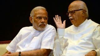 Advani Congratulates Modi For BJP's 'Unprecedented' Poll Victory, Praises Shah