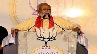 Modi Accuses Mamata of Destroying Evidence of Vandalism of Vidyasagar's Bust
