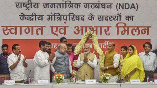 Lok Sabha Election Result 2019: BJP में जश्न की तैयारी पूरी, 20 हजार कार्यकर्ता करेंगे मोदी का भव्य स्वागत, ऐसा है लड्डू केक...
