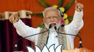 Bihar: Modi Promises Fresh 'Vikas ki Ganga' in His Next Tenure as PM