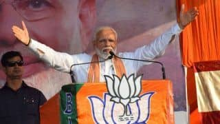 Mamata Banerjee Government Out to Destroy Everything in West Bengal: Modi