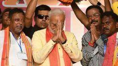 भाजपा की प्रचंड जीत पर बोले पीएम मोदी- विजयी भारत, शाम में मिलेंगे कार्यकर्ताओं से