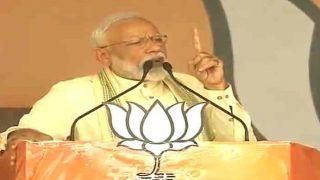 लोकसभा चुनाव के अंतिम चरण में पीएम मोदी आज उत्तर प्रदेश में करेंगे तीन जनसभाएं