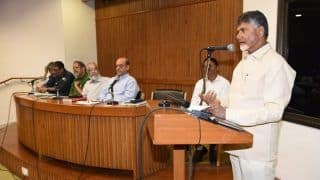 Naidu Alleges Misuse of Electoral Bonds, Insists on 50% VVPAT Count