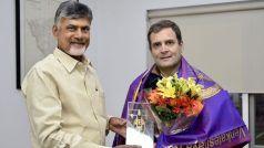 As May 23 Draws Near, Chandrababu Naidu Meets Rahul Gandhi Again Today