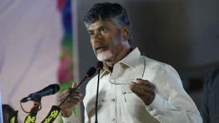 Naidu Accuses BJP of Triggering Violence in WB to Destabilise State Govt