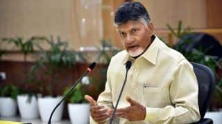 Chandrababu Naidu Continues to Voice Suspicion on Manipulation of EVMs