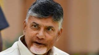AP: Former CM Naidu Served Notice to Vacate House in View of Floods