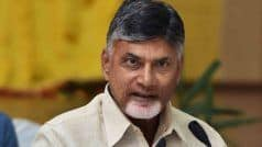 TDP Chief Chandrababu Naidu Gets Fresh Notice to Vacate Official Residence Within 7 Days