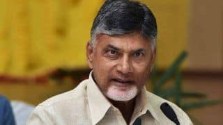 Andhra Pradesh Lok Sabha Election Results 2019: Ruling TDP Faces Defeat; Chandrababu Naidu Resigns as Chief Minister