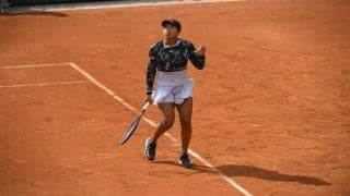 French Open 2019: World No.1 Naomi Osaka Survives Scare, Advances to Second Round