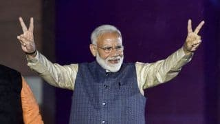 It is Not Victory of Modi But of People's Hopes And Aspirations: PM