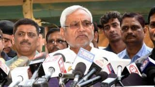 Allies Should Have Proportional Representation in Cabinet: Nitish Kumar