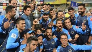 T20 Mumbai League: Prithvi Shaw Shines as North Mumbai Panthers Beat SoBo SuperSonics to Win Title