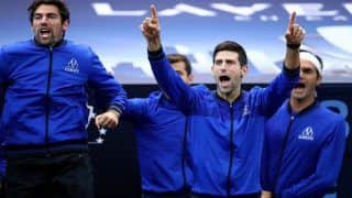 Association of Tennis Professionals (ATP) Grants Official Status to Laver Cup