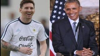 Barack Obama Calls Lionel Messi Wonderful, Offers World Cup Advice to Argentine Star