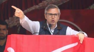 Omar Abdullah Backs Mamata Banerjee, Says TMC Will Sweep Polls in WB