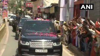 Prime Minister Modi Offers Prayers at Kashi Vishwanath Temple in Varanasi