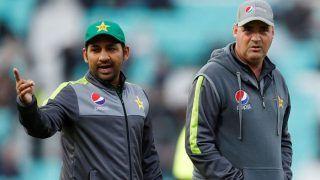 वर्ल्डकप 2019: पाकिस्तान की खराब फील्डिंग की वजह से चिंतित हैं कोच आर्थर