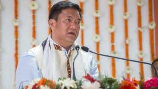 NPP Extends Unconditional Outside Support to Khandu Govt in Arunachal