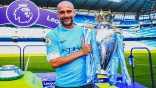 Pep Guardiola Beats Jurgen Klopp to Win 'Manager of The Year' Award After Guiding Manchester City to Historic Premier League Title
