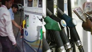 दिल्ली में फिर 73 रुपये लीटर से पार हुआपेट्रोल, डीजल के दाम में भी उछाल