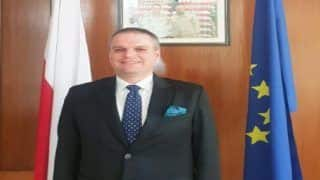 Hope New Indian Govt Will be More Open to World Especially Poland: Polish Envoy
